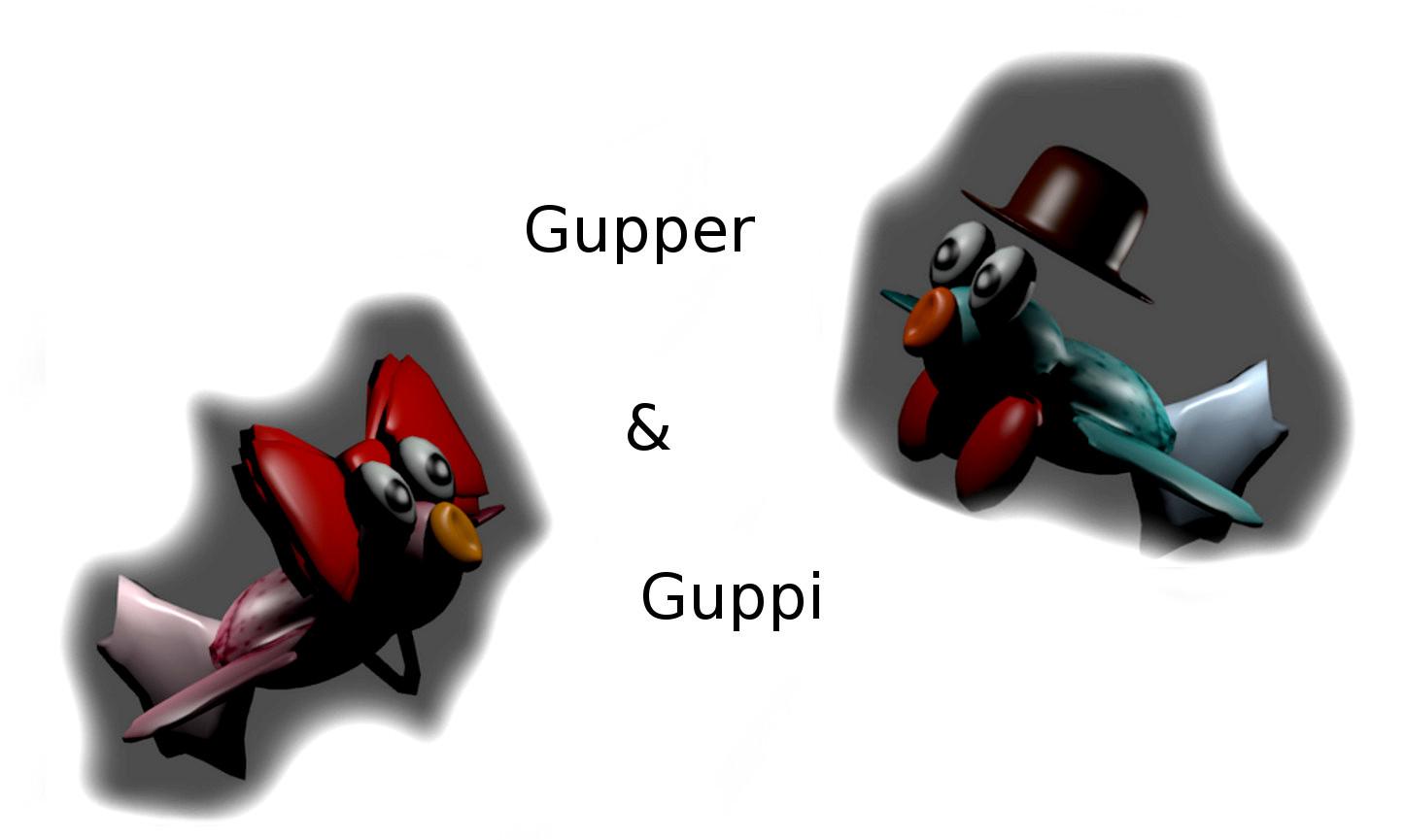 Gupper & Guppi 2