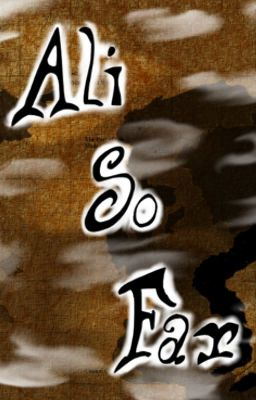 Read Ali So Far on Wattpad